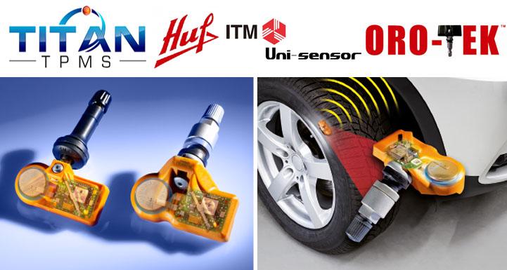 TPMS Tire Pressure Sensor For Toyota Prius 2008